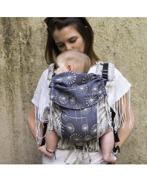 Mochila Huggyberry toddler - Dandelion mist