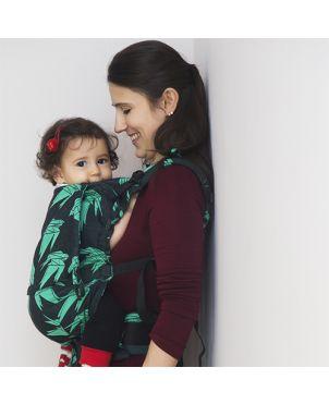 Mochila Huggyberry toddler - Dock esmeralda