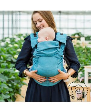 Mochila Neko Switch Baby - Basic Ocean Rise