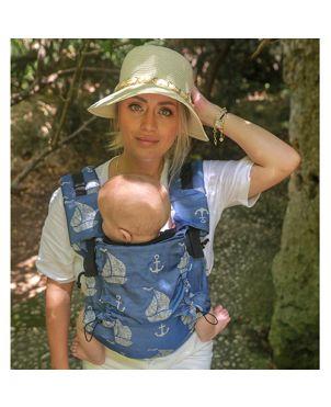 Mochila Neko Switch Toddler/Preschooler - Derya deep