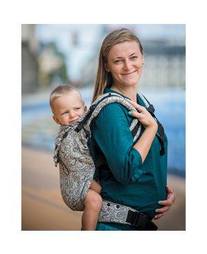 Mochila Neko Switch Toddler/Preschooler - Efes Paisley Hazel Light