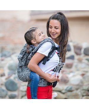 Mochila Neko Switch Toddler/Preschooler - Efes Paisley Hazel Dark