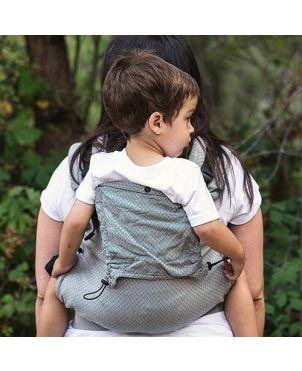 Mochila Neko Switch Toddler/Preschooler- Grey diamond