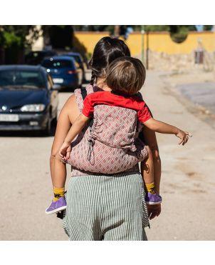 Mochila Neko Switch Toddler/Preschooler - Lycia terracota