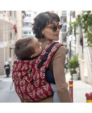 Onbuhimo Sad Neko Slings toddler - Laurus joy