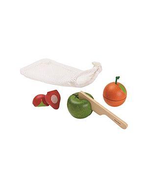 Set 3 frutas - Plan Toys