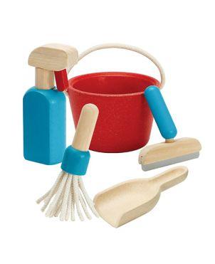 Set de limpieza Plan Toys