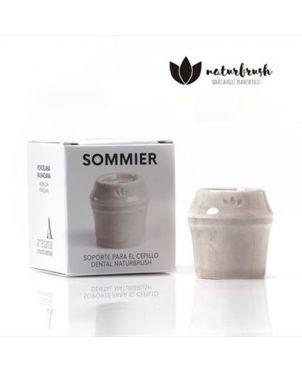 Sommier NaturBrush - Rosa
