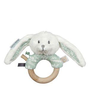 Sonajero anillo – Little Dutch - Menta