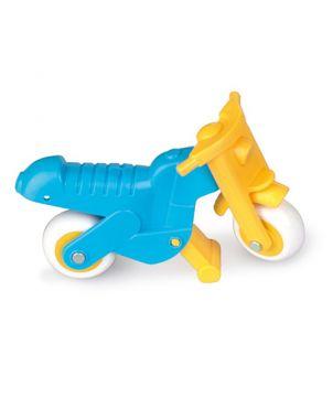 Vehículo Viking Toys - Moto azul