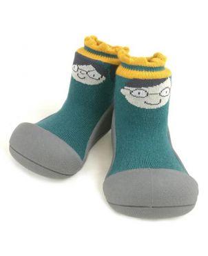 Zapato Attipas - King&Queen verde S