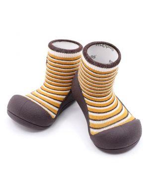 Zapato Attipas - New forest amarillo L