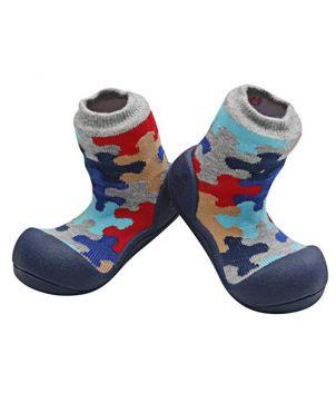 Zapato Attipas - Puzle azul M