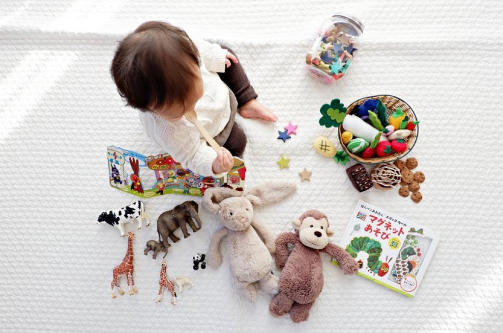 Elige el juguete perfecto según la edad de tu bebé